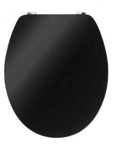 Telo WC Sitz schwarz