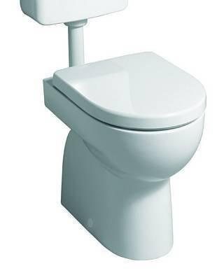 WC Becken Bild 2
