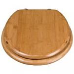 WC SItz aus Holz